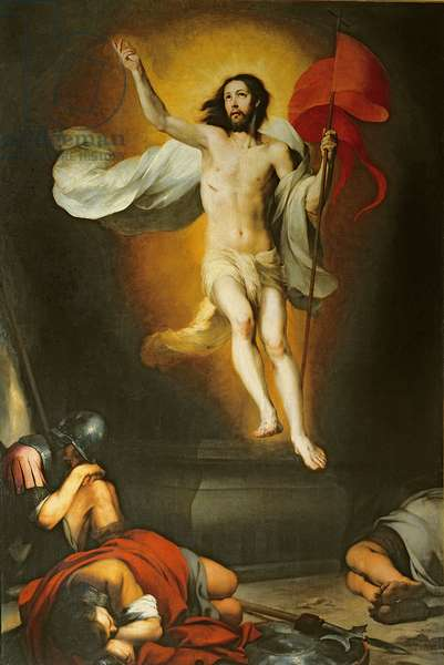 The Resurrection of Christ, 17th century