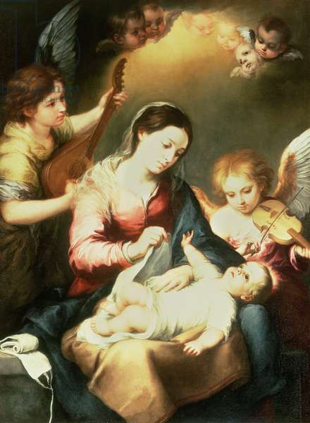 Virgin of the Swaddling Clothes