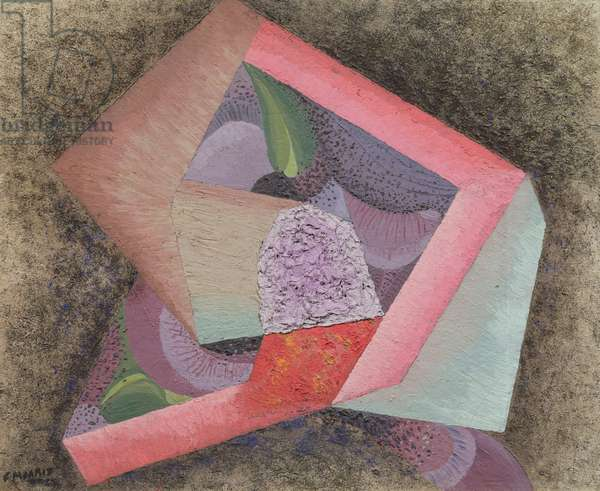 Experiment in Textures, 1923