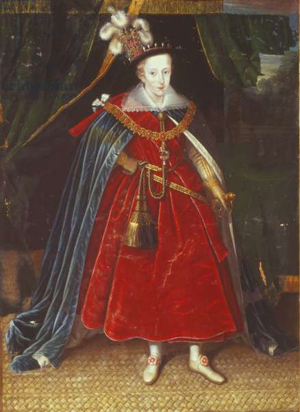 Henry, Prince of Wales, c.1603 (oil on canvas)