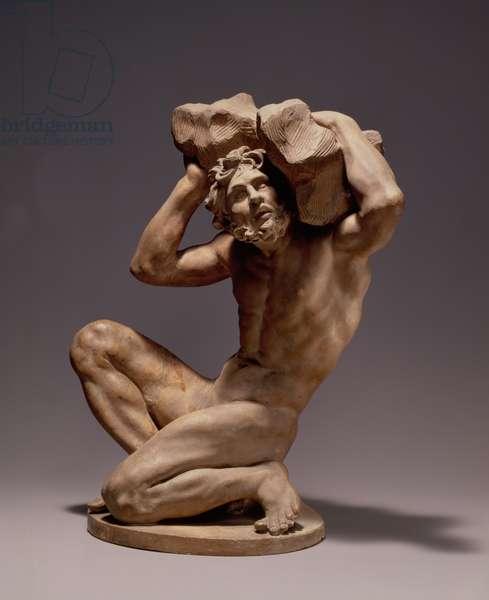 Titan, c.1650-54 (terracotta)