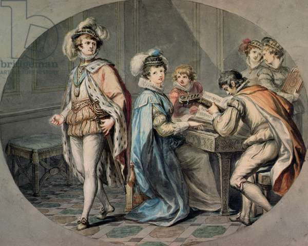 The Jealousy of Darnley