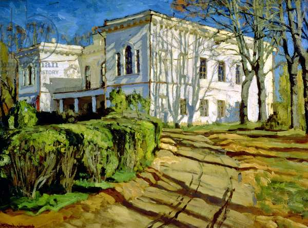 White House, 1906 (oil on canvas)