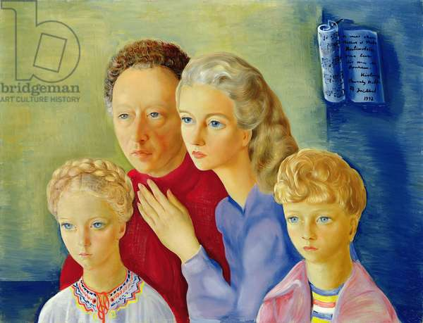 The Rubinstein Family, 1942