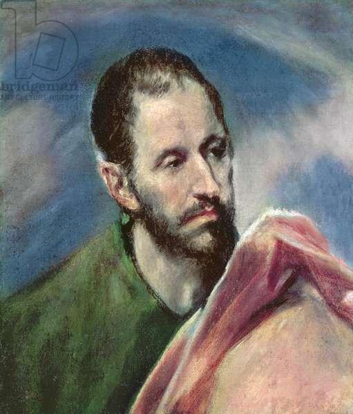 Saint James the Less, c.1595-1600 (oil on canvas)