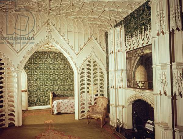 View of the Holbein Chamber (photo)