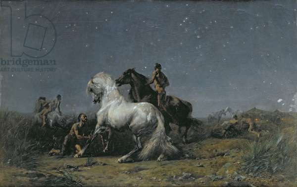The Horse Thieves, 19th century