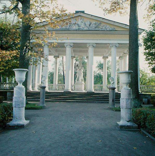 The Pavilion of the Three Graces (photo)