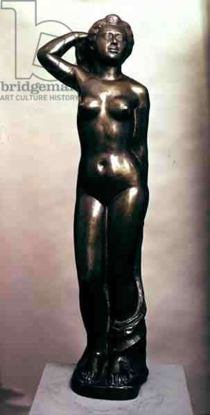 Bather (bronze)