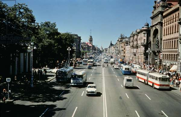 Nevsky Prospekt (photo)