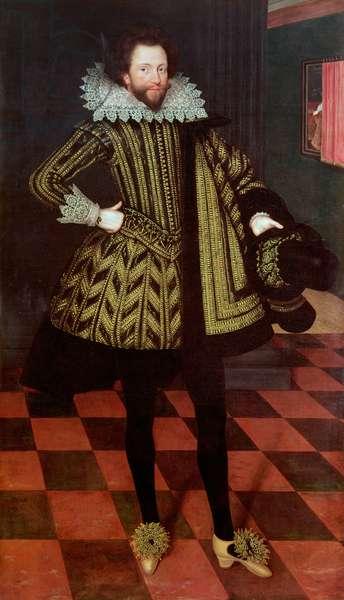 Sir John Kennedy of Barn Elms, 1614