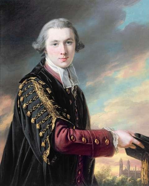 Luke Gardiner (1745-98) (oil on canvas)