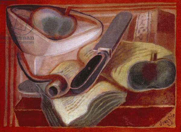 The Book, 1924