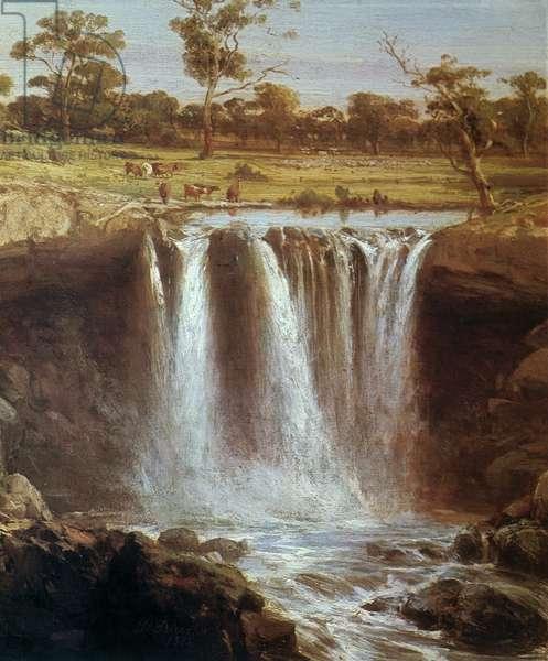 Falls on the Wannon, Australia
