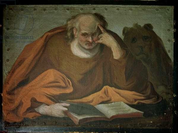 Saint Mark the Evangelist, 1588 (oil on panel)
