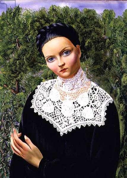 Portrait of Madeleine Sologne, 1936