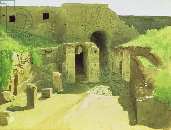 Italian Ruins, 1876