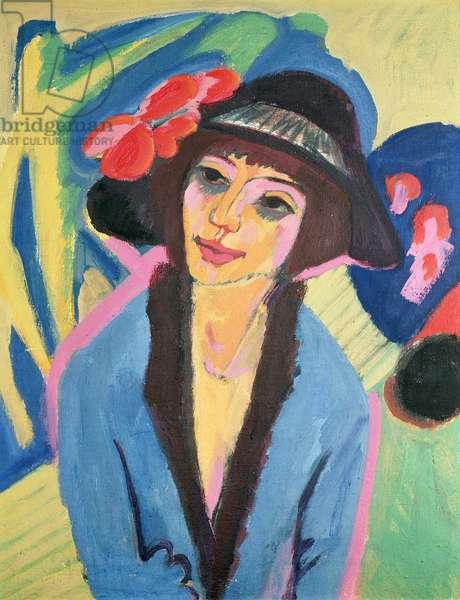 Portrait of Gerda
