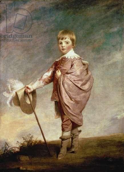 The Duke of Gloucester as a boy