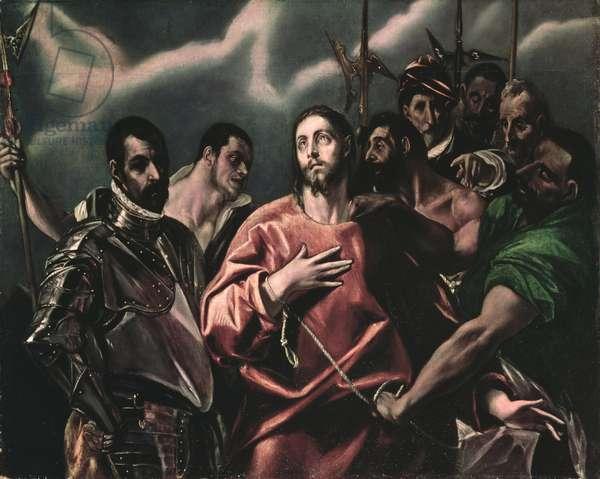 The Disrobing of Christ (El Espolio)