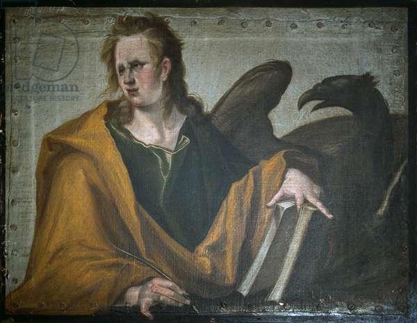 Saint John the Evangelist, 1588 (oil on panel)