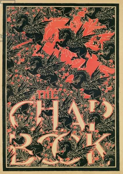 The Chap Book, No.6: Pegasus (colour litho)