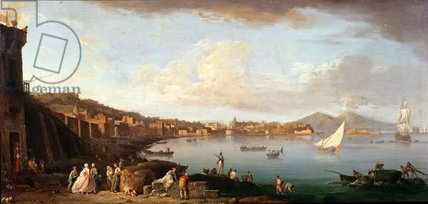 Bay of Naples from the North