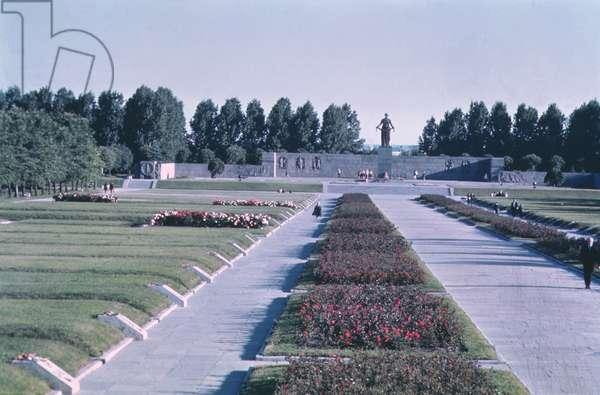 Piskaryovskoe memorial cemetery (photo)