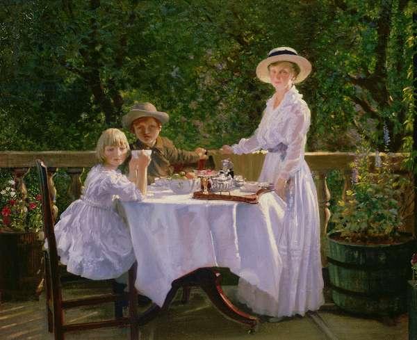 Summer Afternoon Tea