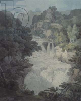 Corra Linn: One of the Falls of the Clyde