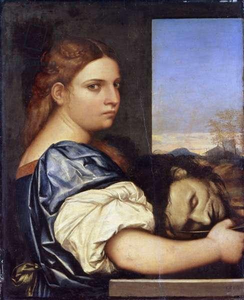 The Daughter of Herodias, 1510 (panel)
