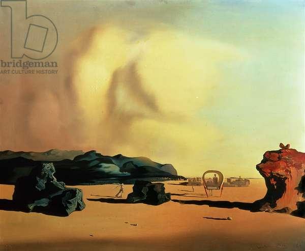 Moment de Transition, 1934 (oil on canvas)