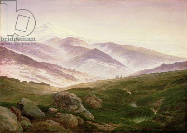 Reisenberg, The Mountains of the Giants, 1839