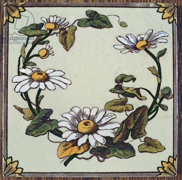 Minton tile, c.1880-1900