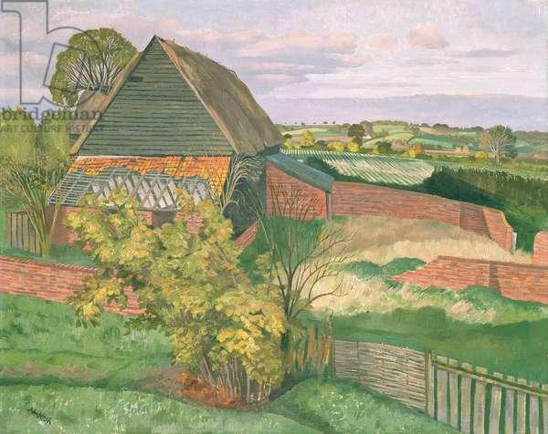 The Barn, Wormingford