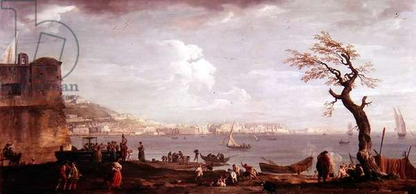 Bay of Naples from the South