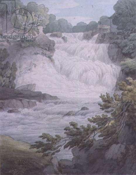 Stonebyers Linn on the Clyde