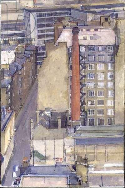 The Chimney, Westminster Baths V, 1976-77