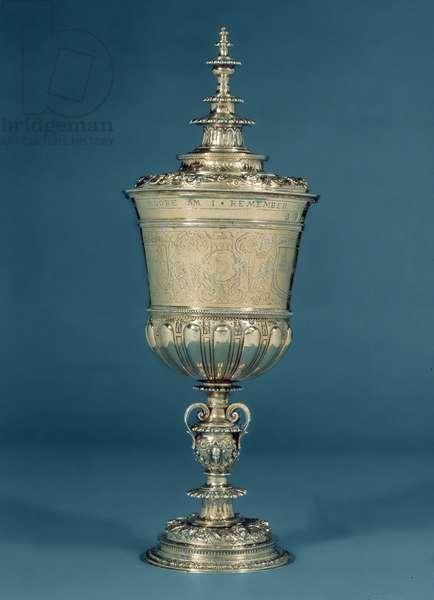 Lambard cup, London, 1578 (silver)