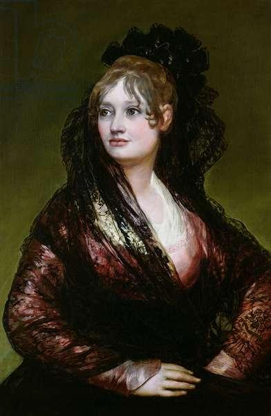 Dona Isabel de Porcel, exh. 1805