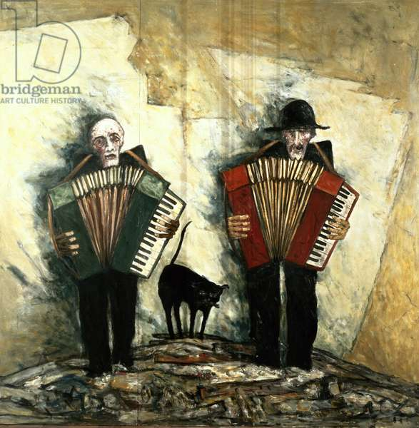 The Accordion Players