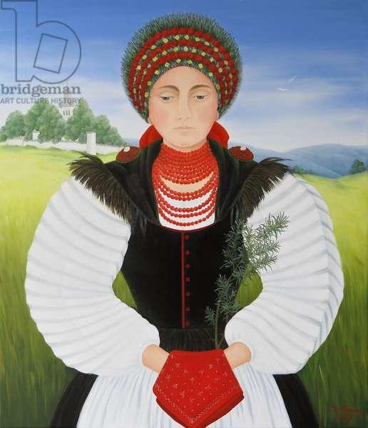 Transylvanian Bride