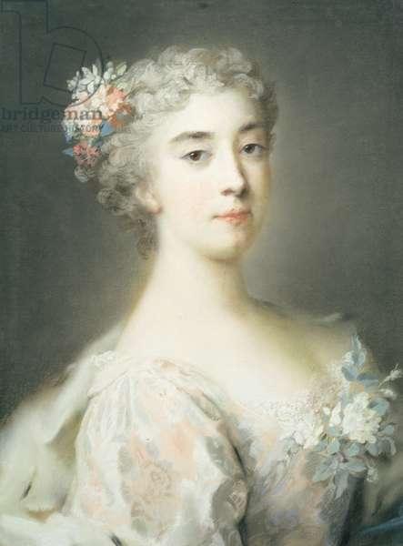 Enrichetta Anna Sofia di Modena (1702-1777), 1723 (oil on canvas)
