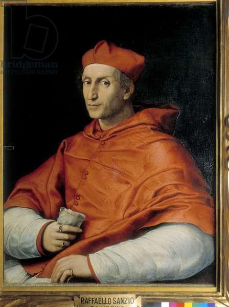 Portrait du Cardinal Bernardo Dovizi da Bibbiena (1470 - 1520)