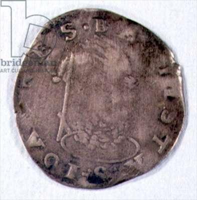 Mezzo Giulio, 1533 (silver)
