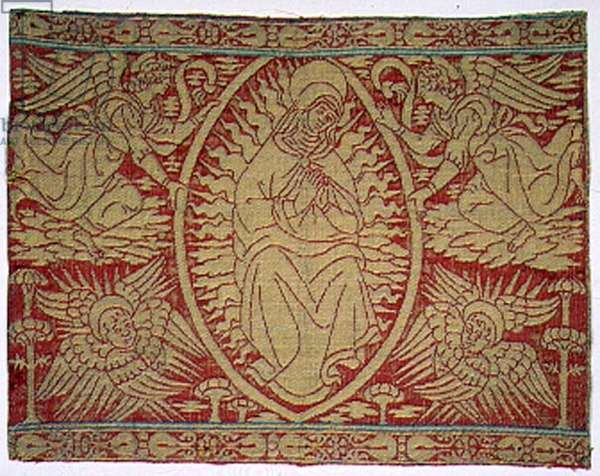 The Madonna with Angels (tapestry)