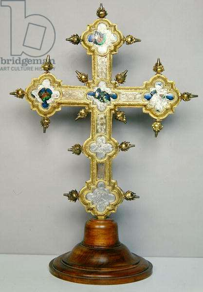 Processional cross (see 237845 for other side)