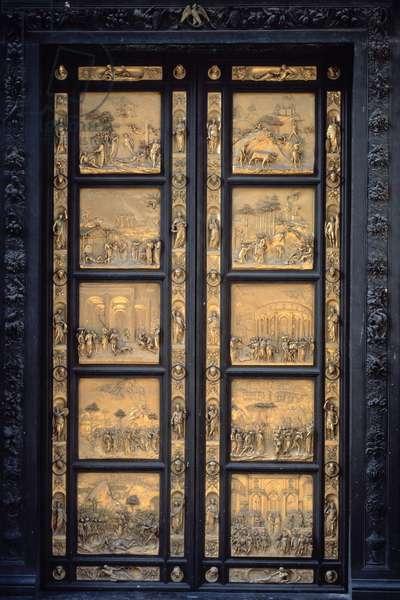Paradise Door,  Baptistere of Saint Giovanni