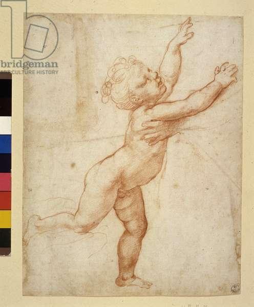 Child study (drawing)
