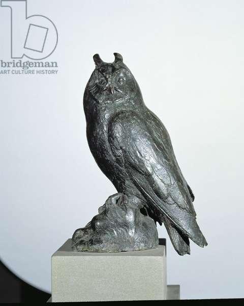Owl (bronze)